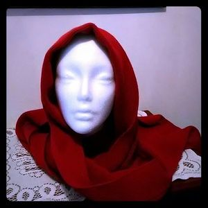 Isotoner Hooded Scarf